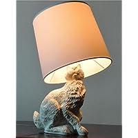 SSBY mini lampada da tavolo 1 luce acrilico classico coniglio pittura fumetto 110v-220v