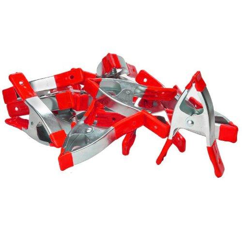 papa-john-s-toolbox-15-pc-152-cm-heavy-duty-klemmfedern