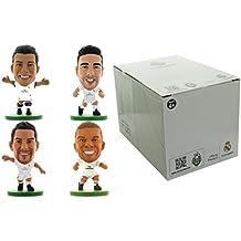 SoccerStarz - Figura con cabeza móvil Real Madrid (400189)