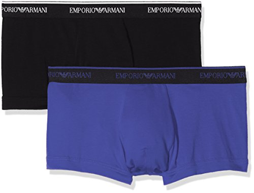 Emporio Armani Men's Hipster Pack of 2