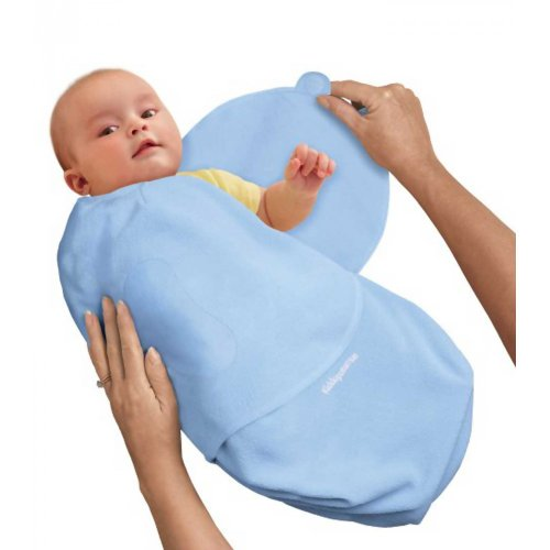 Summer Infant Summer Infant Swaddler Blue Large