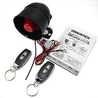 Laurelmartina M810-8110 Dispositivo de Alarma de Coche de una vía Sistema de Alarma de