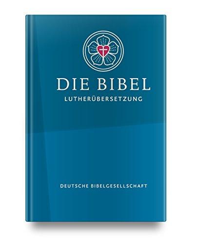 Lutherbibel - Senfkornausgabe: Die Bibel nach Martin Luthers Übersetzung; mit Apokryphen