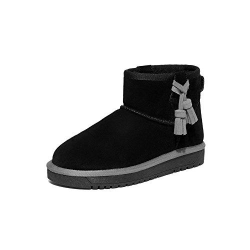 BalaMasaAbl09316 - Stivali da neve donna Black