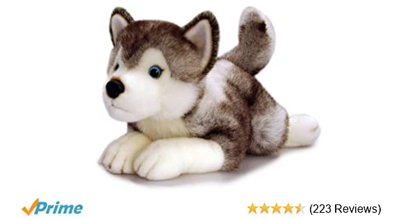 04ad389844 Keel Toys 35cm Storm Husky  Amazon.co.uk  Toys   Games