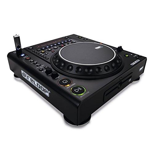 Reloop RMP-4 - DJ controllers (USB Type-A, USB Type-B, AC, 100-240, AC, RCA, USB)