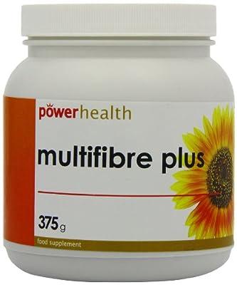Power Health 375g Multi Fibre Plus Carob Flavour Powder from CLFDI