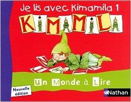 Album Je lis avec Kimamila CP de Isabelle Le Guay ( 30 novembre 2012 )