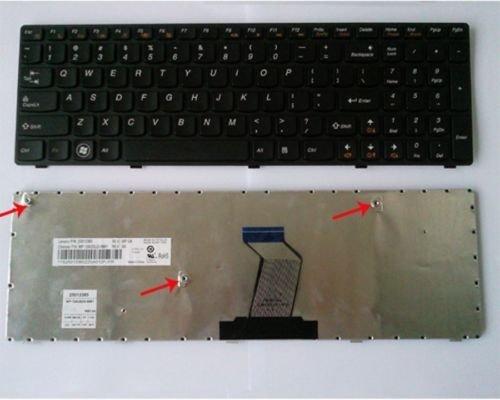 IBM Lenovo B570 G570 V570 V570c Z570 Mp-10a33us-6861 Compatible Laptop Keyboard Notebook Keypad