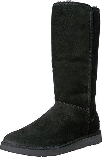 Schaffell Tall Boots (UGG® Abree Ii Tall Damen Stiefel Schwarz)