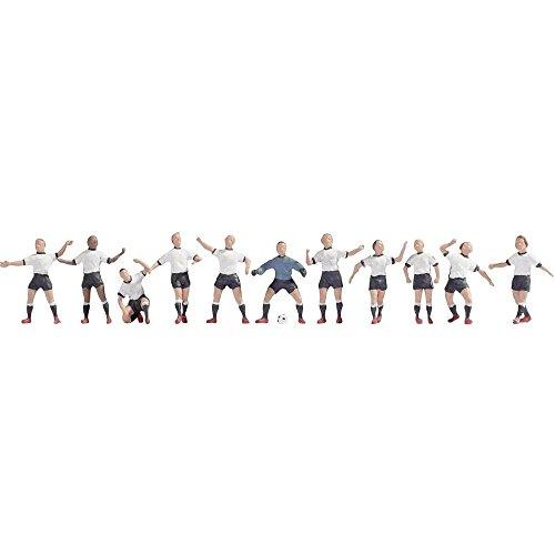 NOCH 15965 - Fußballteam Deutschland, Spur H0, bunt
