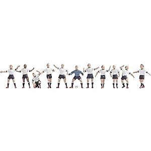 NOCH - 15965 - vía H0 - Equipo de Fútbol de Alemania