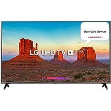 LG 108 cm (43 inches) 4K Smart LED TV 43UK6360PTE (Black) (2018 model)