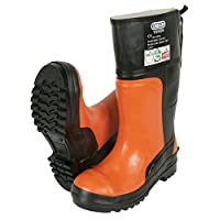 Oregon Yukon Chainsaw Protective Rubber Safety Boot