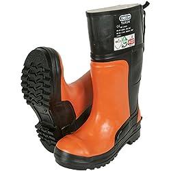 Oregon Yukon Bottes de sécurité en caoutchouc Protection contre tronçonneuse, 295385/44