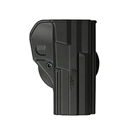 IMI Defense One piece polymer tactical retention paddle holster with