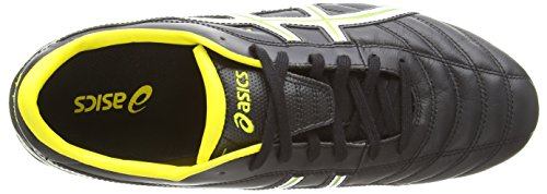 ASICS Lethal Warno St 2, Chaussures Multisport Outdoor Hommes Noir (Black/Black 9090)