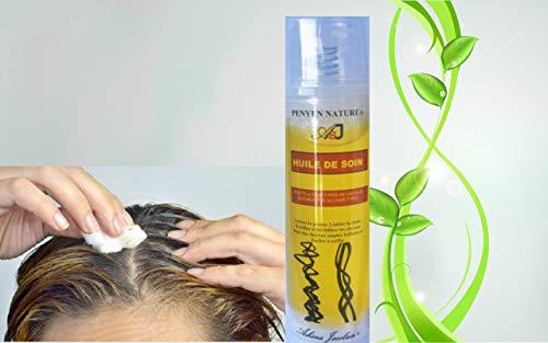 PENYEN NATURE, HUILE DE SOIN Cheveux, Pour nourrir et sublimer les cheveux (LOT DE 2)