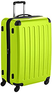 HAUPTSTADTKOFFER - Alex - Luggage Suitcase Hardside Spinner Trolley 4 Wheel Expandable, 75cm, applegreen (B004WNZGJ6) | Amazon price tracker / tracking, Amazon price history charts, Amazon price watches, Amazon price drop alerts
