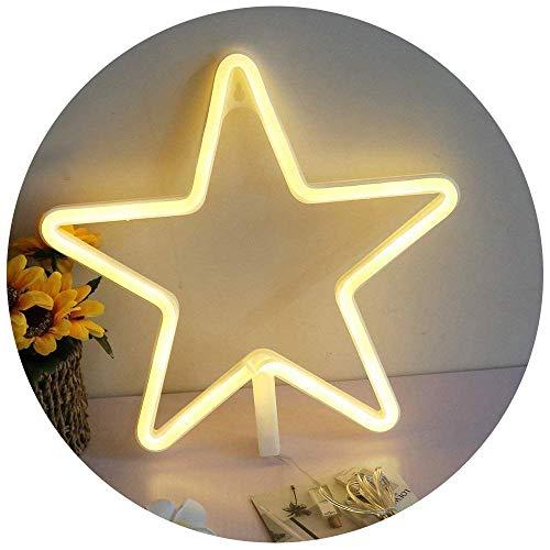 ives Licht Neon Star ()