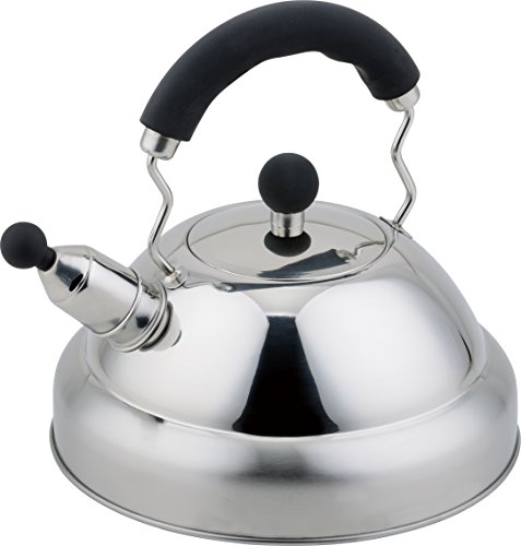 buckingham-stove-top-induction-whistling-kettle-3-litre-stainless-steel-matt-finish-with-black-soft-