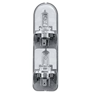 Alpin 81027 Ampoules Laser H1 55 W 50 % plus lumineux (Blanc)