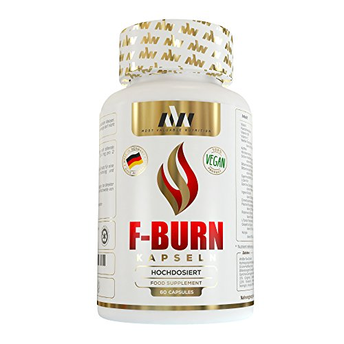 MVN MOST VALUABLE NUTRITION Appetitzügler F-BURN im Test