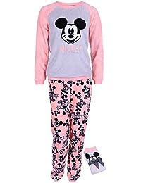 Disney - Mickey Mouse - Pijama - para mujer