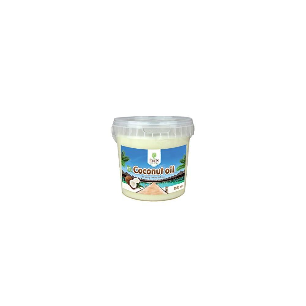 2500 Ml Premium Kokosl Kokosfett Coconut Oil Glutenfrei Laktosefrei Low Carb Paleo Vegan 100 Natrlich