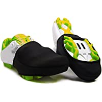 Consoladores bicicleta cubiertas de zapatos plegable para bicicleta talla S impermeables y cortavientos térmico impermeable lluvia Toe Protector