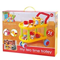 Amazing Trends New Tea Time Trolley playset for kids