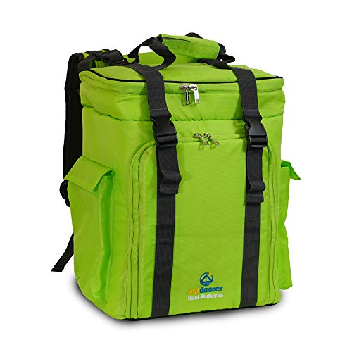 outdoorer Kühlrucksack groß, Cool Butler 35, stylische Kühltaschenrucksack