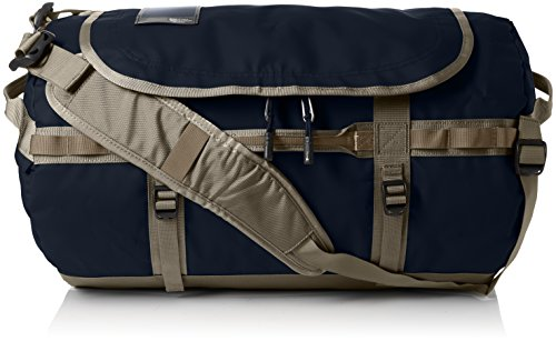 The North Face Base Camp Duffel, Sacs de sport grand format Mixte, Multicolore (Urban Navy/Crockery Beige), 95 L, L