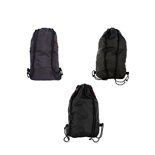 Best string bag in India 2020 Roadeez Polyester 2.5 L Drawstring Bag (Multicolour) -Combo Pack of 3 Image 3