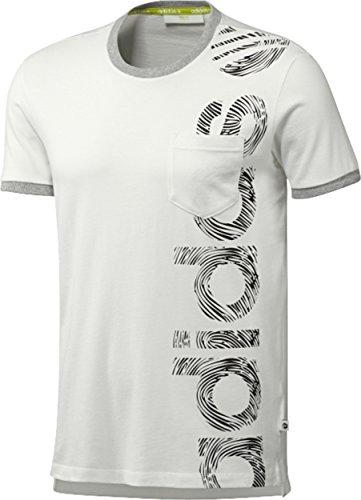 adidas NEO Baumwolle T-Shirt Gr. S