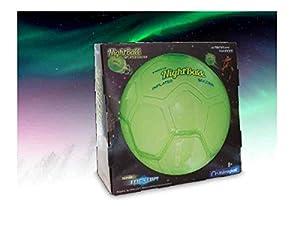 Toys Partner- Pelota Futbol NIGHTBALL SE Ilumina, Multicolor (Toy Partner 12801)