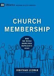 Church Membership HB (9marks: Building Healthy Churches)
