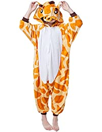 SAMGU Enfants Des gamins Pyjamas Unisexe Cosplay Animal Costume Onesie Vêtement de nuit Party