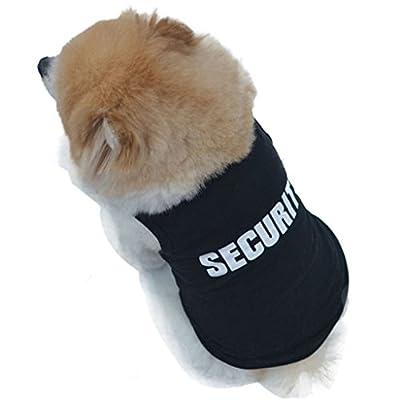 Familizo dog clothes,2017 New Fashion Summer Cute Dog Pet Vest Puppy Printed Cotton T Shirt