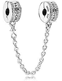 Pandora Espaciadores de abalorios Mujer plata - 792057CZ-06