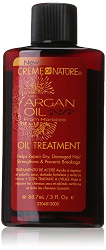 Creme Of Nature Huile d'Argan au traitement 3FL.OZ