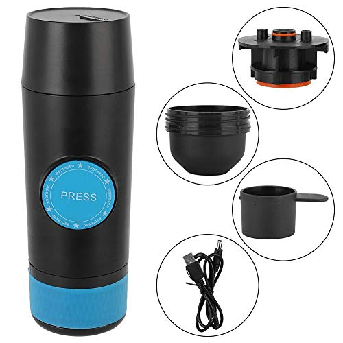 419sOKD7KfL. SS500  - Hand-held Car Coffee Machine, Mini USB Chargable Coffee Capsule Maker for Home Travel Camping Easy Coffe Easy Life