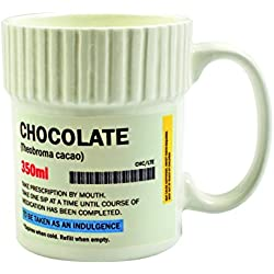 "Gift Republic ""chocolate"" pastillas olla taza"