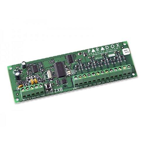 PARADOX - MODULE EXTENSION 8 ZONES PARADOX ZX8SP - 3700774000158