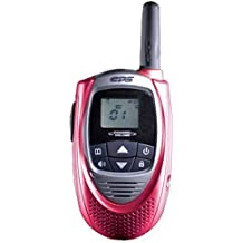 CPS CP101 Walkie Talkie PMR446 Two Way Radio (Red) (1 Piece)