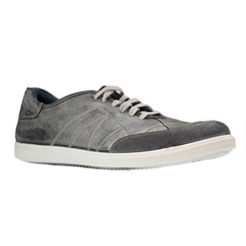 JOMOS - 316320 - Herren Sneakers - Grau Schuhe in Übergrößen Grau