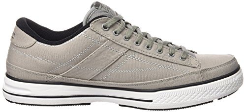Skechers Arcade Chat, Baskets mode homme Gris (Gry)