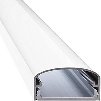 TV Kabelkanal anthrazit RAL7016 seidenmatt Aluminium in verschiedenen Längen