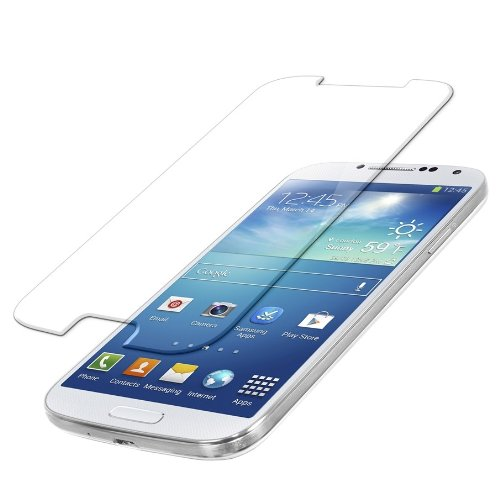 Rebel Premium Clear Tempered Glass Screen Protector – with Oleo phobic Coating for Mobile : Samsung Galaxy Note 3 Neo