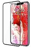 Bovon Vetro Temperato per iPhone 11 Pro,[Cornice di Installazione Semplice][9H Hardness][Antigraffio][Senza Bolle]Proteggi Schermo in a Copertura Totale 3D per iPhone 11 Pro 5.8 Pollici(2019)